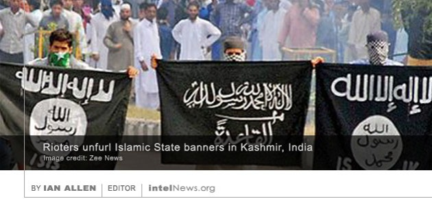 Islamic State India Kashmir