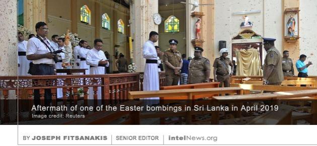Sri Lanka Easter bombings