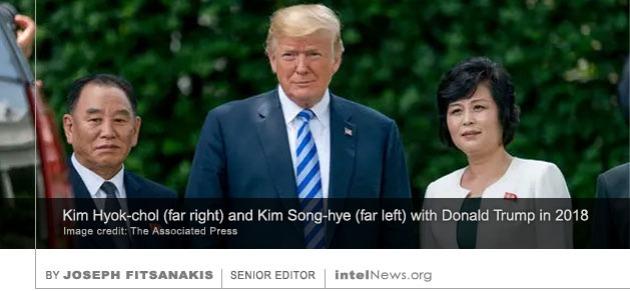 Kim Song-hye Kim Hyok-chol