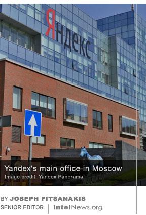 Yandex Russia