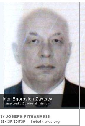 Igor Egorovich Zaytsev