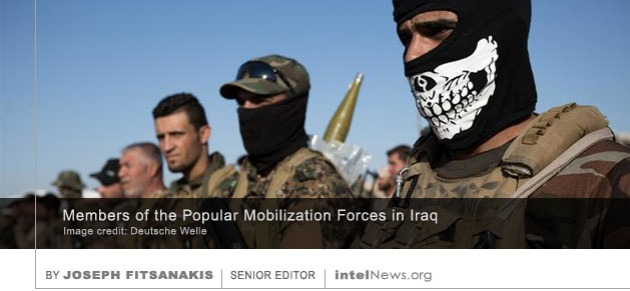 Popular Mobilization Forces