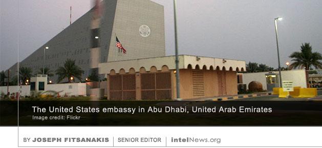 US embassy Emirates