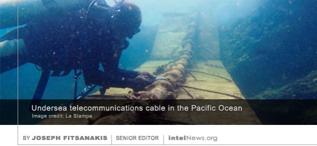 undersea telecommunications cable