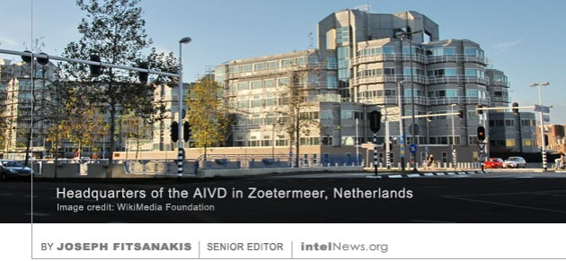 AIVD Holland