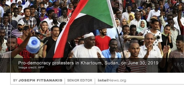 Sudan civil unrest