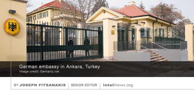 Germany Embassy Turkey