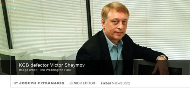 Victor Sheymov