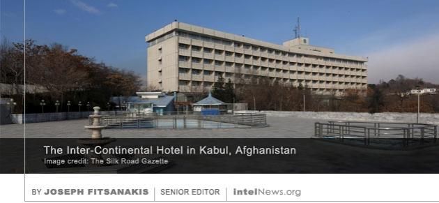 Inter-Continental Hotel Kabul