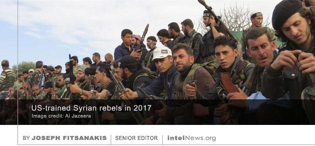 Syrian Civil War rebels