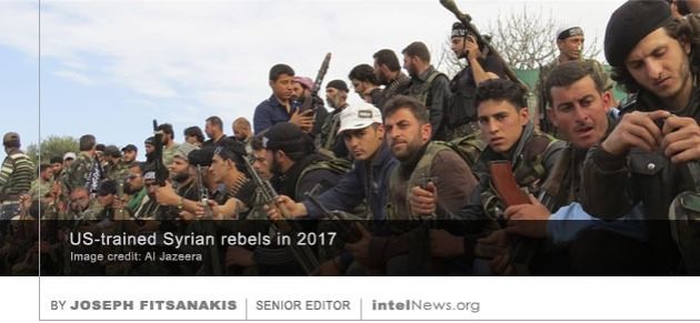 Syrian Civil War rebels