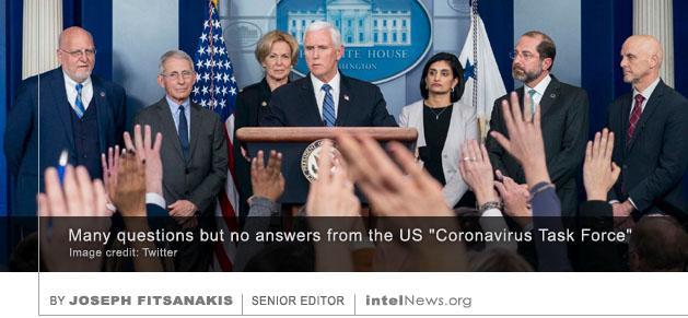 Coronavirus Task Force