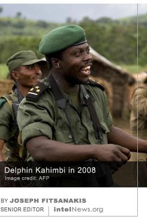 Delphin Kahimbi