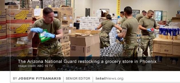 National Guard COVID-19