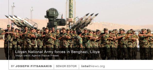 Libyan National Army Libya
