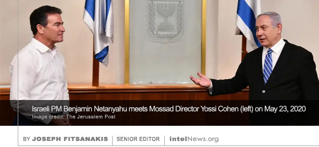 Yossi Cohen Mossad