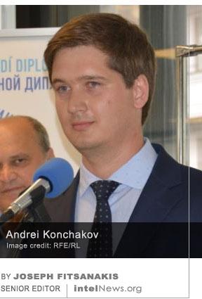 Andrei Konchakov