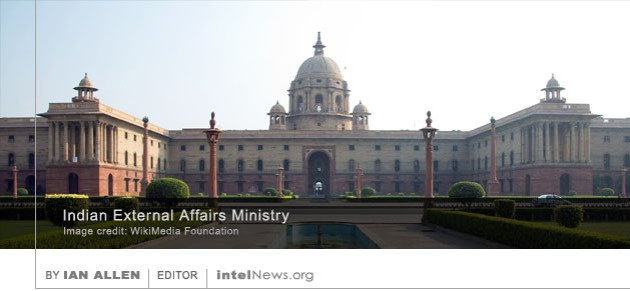India External Affairs Ministry