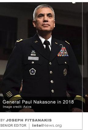 Paul Nakasone