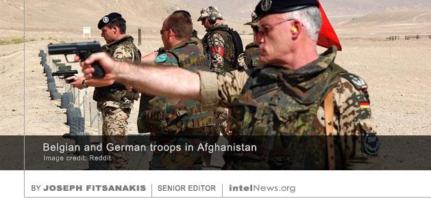 Belgian German Afghanistan
