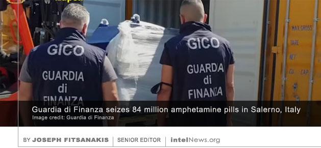 Guardia di Finanza Italian police