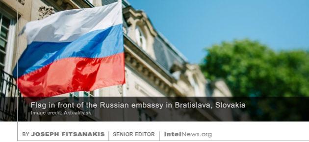 Russian embassy in Slovakia