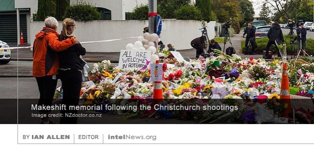 Christchurch shooting