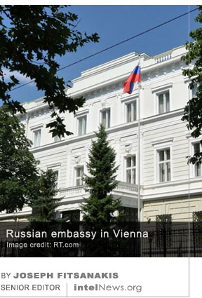 Russian embassy in Austria