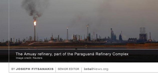 Paraguaná Refinery Complex