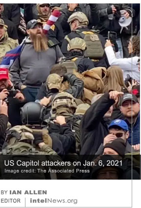 US Capitol attack