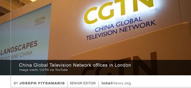 CGTN China