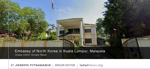 DPRK North Korean embassy in Malaysia