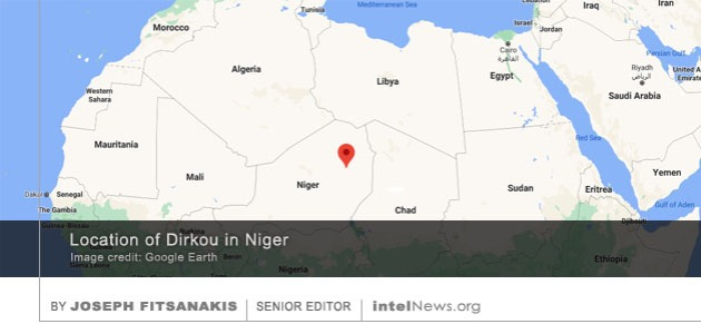 Dirkou Niger