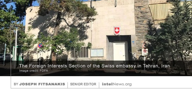 Embassy of Switzerland Iran