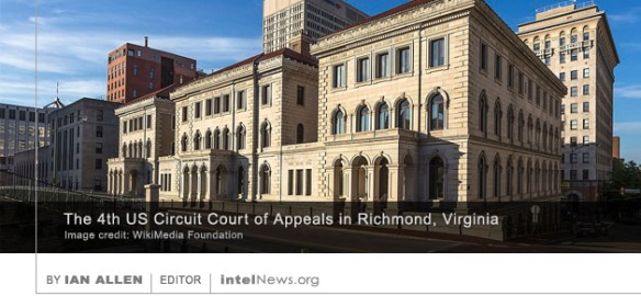 4th US Circuit Court of Appeals in Richmond, Virginia