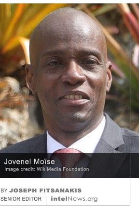 Jovenel Moïse