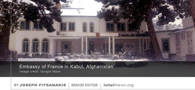 Embassy of France in Afghanistan
