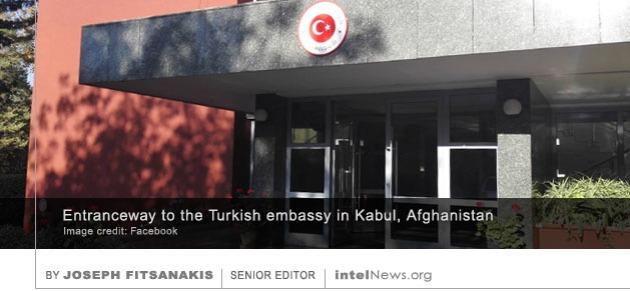 Turkish embassy in Afghanistan