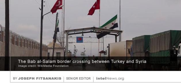 Syria–Turkey border